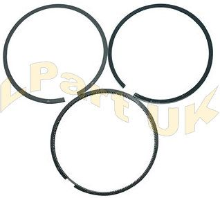 2.7 PISTON RING SET