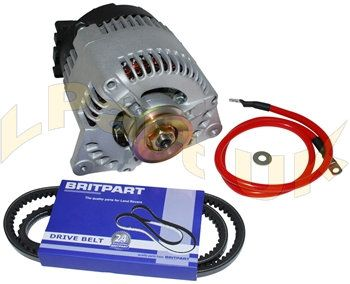 200 TDi DEFENDER ALTERNATOR UPGRADE KIT