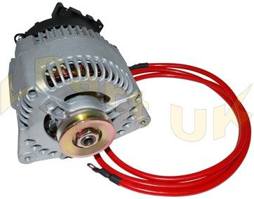 200 TDi DISCO TYPE ALTERNATOR UPGRADE KIT
