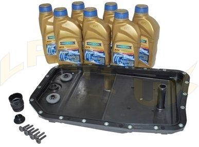 Auto Box Change Kit