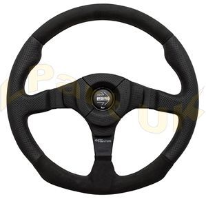 DARK FIGHTER STEERING WHEEL