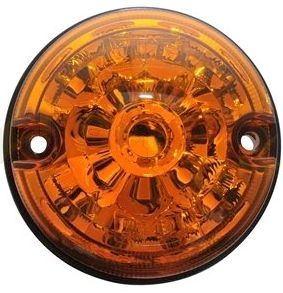 FRONT Amber or Clear  INDICATOR LED 12V