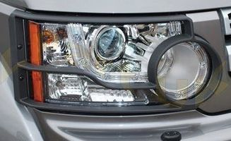 Front lamp guards D4