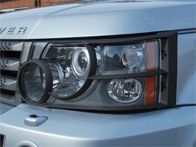 Front lamp guards mk1