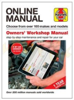 Haynes Online Manual